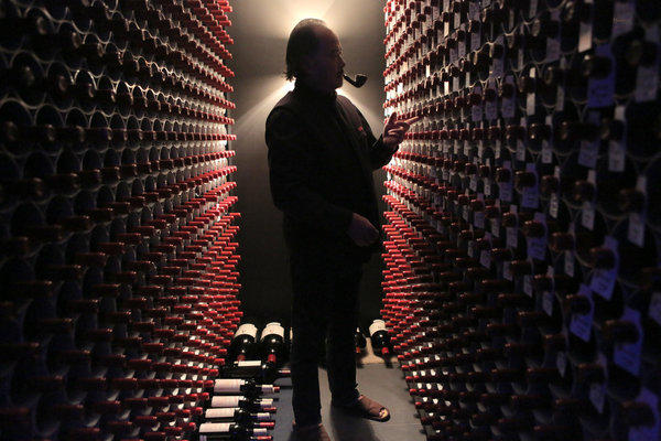 "Chinese tycoon Peter Tseng has assembled one of the world's most valuable wine collections, a home cellar estimated to be worth at least $60 million. Tseng, who made billions manufacturing sex toys, features in the documentary ""Red Obsession."" He is one of hundreds of Chinese billionaires whose newly acquired passion for fine wine is driving up prices worldwide and threatening to overwhelm production."
