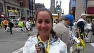 Local runners escape Boston Marathon blast
