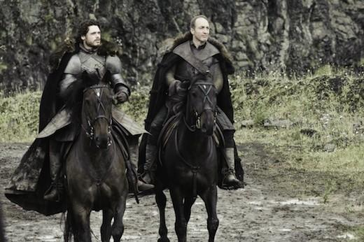 'Game of Thrones' Season 3: Robb Stark and Roose Bolton