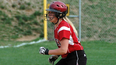 Bendix, Redmond deliver in clutch for Glenelg softball against Mt. Hebron