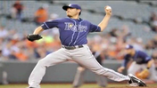 Moore, Rays shut down Orioles [CSN Video]