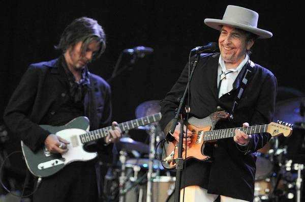 Bob Dylan returns to Stabler Arena April 18 for the seventh time.