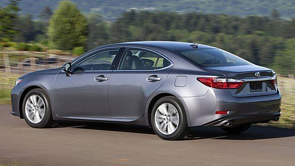 A 2013 Lexus ES 350. Toyota is expected to announce it will make the ES outside of Japan for the first time, bringing production to Georgetown, Ky.