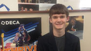 BOYNE CITY -- Garrett Fogo of Boyne City High School has earned the opportunity to compete in DECA's International Career Development Conference taking place April 23-28 in Anaheim, Calif.