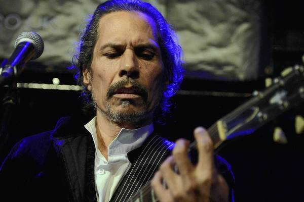 Shuggie Otis performs on stage at the Jazz Cafe last year in London.