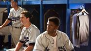 "It's only April, but a leading contender for this year's Best Picture award is already in a theater near you. ""42"" is the absolutely compelling story of Jackie Robinson. He was the first African American ever to play Major League Baseball and wore that famous number on his uniform."