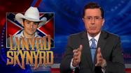 Stephen Colbert parodies 'Accidental Racist' with 'Oopsie-Daisy Homophobe'