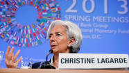 IMF/World Bank Spring Meetings