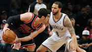 Bulls' playoff plan: Wait till Nets turn stupid