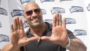 The Rock talks diet, fitness, new movie