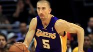 Since Steve Blake went to the Los Angeles Lakers three years ago, the former Maryland point guard had rarely been much of a factor – first playing behind Derek Fisher, then Ramon Sessions and finally this season behind Steve Nash. Many Lakers fans felt as if the team had spent way too much when it signed Blake to a four-year, $16 million contract.