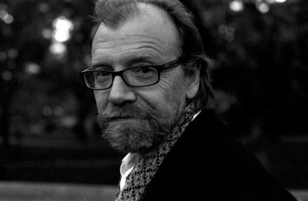 "Author George Saunders made the Time list in the ""Artists"" category."