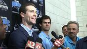 Video: Rob Hennigan and Jacque Vaughn wrap up the Magic's season