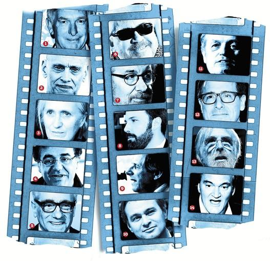 Movie directors
