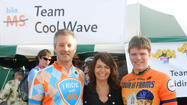 Aurora Resident Raising Funds, Awareness to Help End Multiple Sclerosis through Bike MS