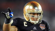 Notre Dame and NBC reach a new deal that will allow the network to continue airing home football games through 2025.