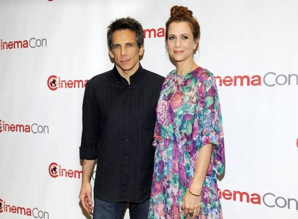 Ben Stiller, Kristen Wiig, Sandra Bullock and Melissa McCarthy promoted their new Fox films at CinemaCon this week