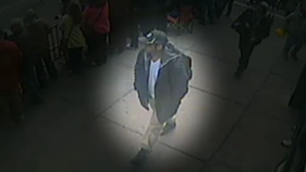 The FBI is encouraging anyone with information about the suspects to call: 1-800-CALL-FBI