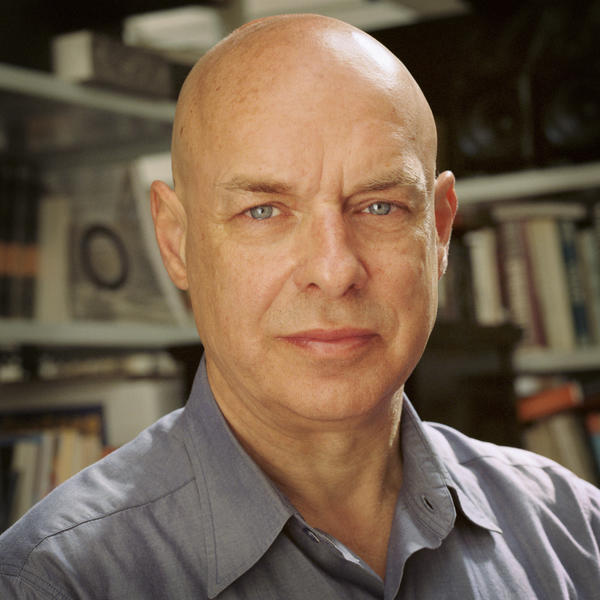 Brian Eno's latest work is destined for hospitals.