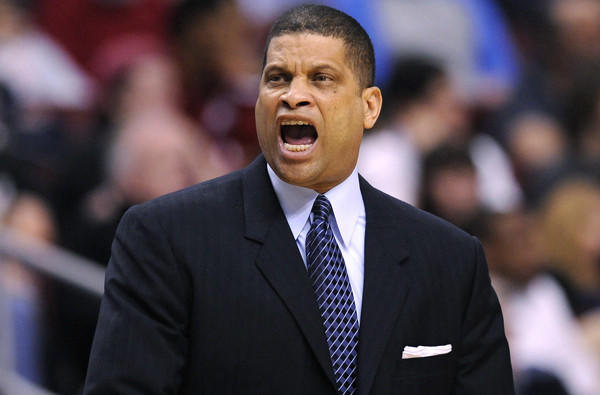 Lakers assistant coach Eddie Jordan has been an NBA head coach with the Kings, 76ers and Wizards.