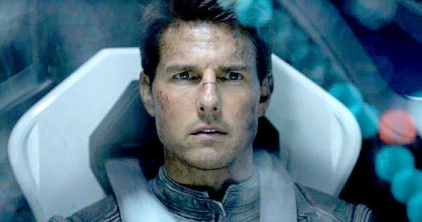 "Tom Cruise stars in ""Oblivion,"" which is expected to top the box office this weekend."