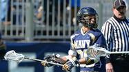 Lacrosse Q&A: Navy attackman Tucker Hull