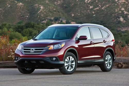 Honda will recall more than 200,000 vehicles including the 2013 Honda CR-V to fix a shifter problem.