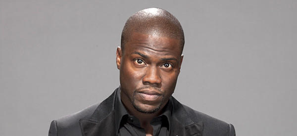 Kevin Hart showed up to emcee Lionsgate's presentation at CinemaCon in Las Vegas on Thursday.