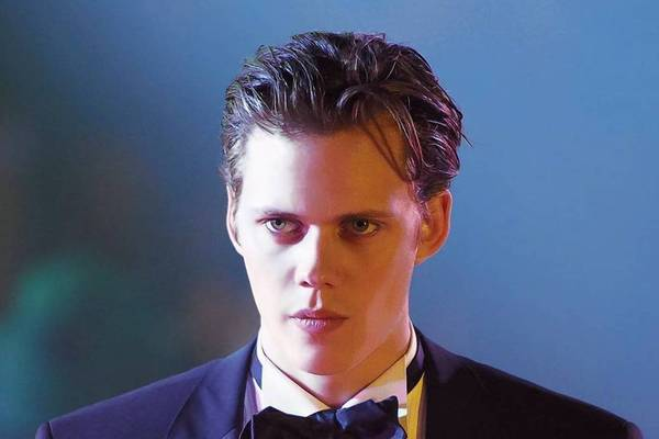"Bill Skarsgard stars in etflix's ""Hemlock Grove."""