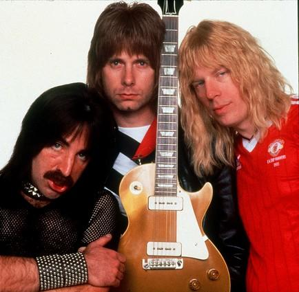 Spinal Tap:  Harry Shearer, Christopher Guest, Michael McKean