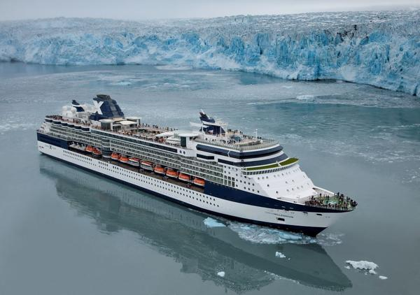 The Celebrity Millennium on an Alaska cruise. A foreign-flagged ship may not sail only to U.S. ports, under an old U.S. law. For Alaska trips, that may mean a stop in Canada.