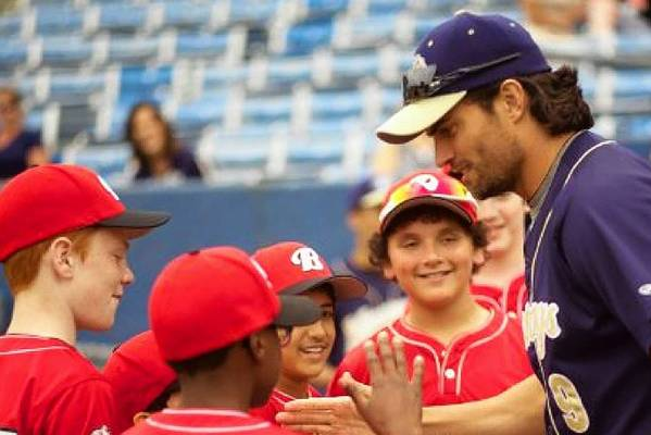"Scott Elrod stars in ""Home Run."""