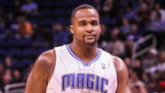 "Power forward Glen ""Big Baby"" Davis nodded toward the large white banner with the blue border that hangs high on a wall at the Amway Center practice facility. The banner heralds the Magic's 2008-09 Eastern Conference title."