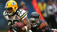 Bears Packers 2012