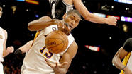 The Lakers have to shoot for the moon against the favored San Antonio Spurs. Just ask Metta World Peace.