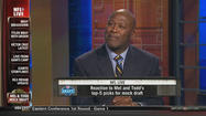 Former Bears coach Lovie Smith on ESPN.