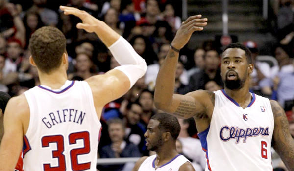 Blake Griffin and DeAndre Jordan will face the Memphis Grizzlies in the first round of the playoffs for the second year in a row.