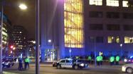 CAMBRIDGE, Mass. -- A Massachussetts Institute of Technology police officer was reported shot on or near campus Thursday evening, according to local media and scanner reports.