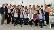The Newport Harbor High Sailing team is ranked No. 3 in the Pacific Coast Interscholastic Sailing Assn.