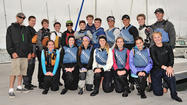 The Corona del Mar High sailing team is ranked No. 3 in the Pacific Coast Interscholastic Sailing Assn.