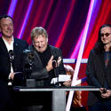 Rock Hall of Fame induction