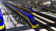 State high-speed rail officials acknowledged Thursday that they changed their rules for selecting a builder for the bullet train's first phase in the Central Valley, a shift that subsequently made it possible for a consortium led by Sylmar-based Tutor Perini to be ranked as the top candidate despite receiving the lowest technical rating.