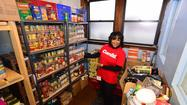 Employee volunteers from ComEd and its parent company Exelon got an early start to their celebration of National Volunteer Week by sorting and repackaging bulk food items at the Salvation Army location in Evanston on Wednesday, April 17. The repackaged items will be distributed to local families from Evanston, Rogers Park and Skokie.  The volunteers also donated canned and non-perishable food items.