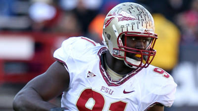 Ravens to attend Florida State pass rusher Tank Carradine's Sat…