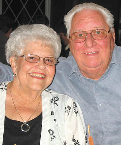 The Barnharts celebrate 50 years