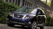 Nissan recalls Pathfinder, Infiniti SUVs for faulty brake parts