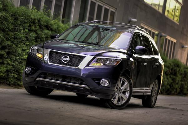 The recall of Pathfinder and Infiniti JX SUVs by Nissan applies only to 2013 models.