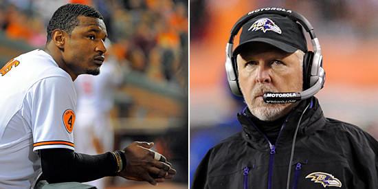 Orioles center fielder Adam Jones bought former Ravens offensive coordinator Cam Cameron's home.