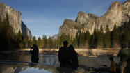 SACRAMENTO -- State lawmakers are supporting a proposal to expand Yosemite National Park by 1,600 acres, restoring land stripped of its protection by Congress in 1906.