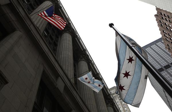 Chicago City Hall.